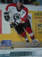 227 Mike Pellegrims Berlin Capitals DEL 2000-01