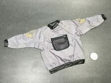 "1:6 DiD US Navy Gray Gore Tex Jacket 12"" GI Joe Dragon BBI Hot Dam Toys PMC SEAL"