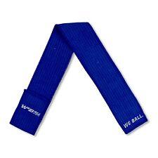 Blue Streamer Football Towel By We Ball Sports