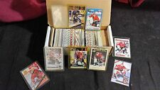 Lot of NHL hockey cards Upper Deck/ Pro Set Rookie cards Ed Belfour early 90s