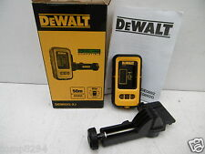 DEWALT DE0892G DIGITAL DETECTOR FOR USE WITH GREEN BEAM LASER LINE LEVELS