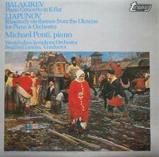 MICHAEL PONTI - WESTPHALIAN SYMPHONY ORCHESTRA - SIEGFRIED LANDAU  - LP
