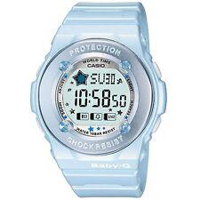 LIQUIDATION SALE! Discontinued Blue Pastel Baby-G Watch BG1300PP New In Box