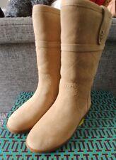 Tory Burch Alana Boots size 7