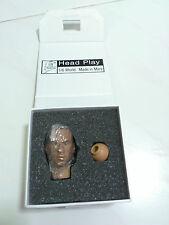 1/6 Head Play Vin Diesel Head Sculpt (NIB)
