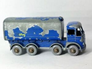 FODEN SUGAR CONTAINER TRUCK ~ Lesney Matchbox No. 10 C2 Made in England in 1961