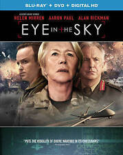 Eye in the Sky (Blu-ray Disc ONLY, 2016)