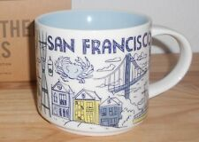 Starbucks Coffee Mug San Francisco Been There Across the Globe Collection NIB
