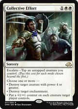 COLLECTIVE EFFORT Eldritch Moon MTG White Sorcery Rare