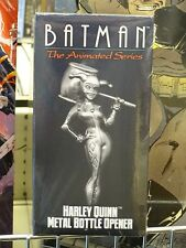 Batman Animated Series Harley Quinn Bottle Opener from Diamond Select