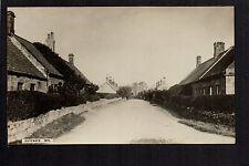 Newcastle upon Tyne - Brighton Grove - real photographic postcard