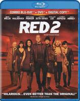 RED 2 (BLU-RAY + DVD + DIGITAL COPY) (BLU-RAY) (BILINGUAL) (BLU-RAY)