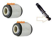2 X Lagerung, Gummilager - Ersatzbuchse für Stoßdämpfer vorn unten LADA 2101-07