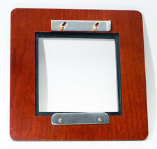 """1 ADAPTER 6x6RC for 95x95mm """"B"""" boards to DEARDORFF 8""""x10""""  of Plywood/Aluminum"""