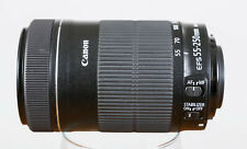 Exc+ Canon 55-250mm F4-5.6 IS STM EF-S Zoom Lens for DSLR Cameras Tested!