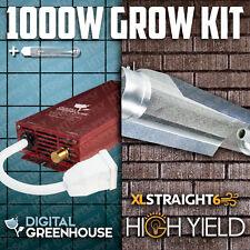 Digital Slim 1000 watt Hps Mh Grow Light Cooltube cool tube