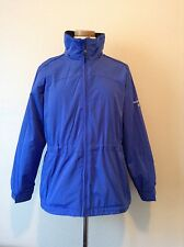 PACIFIC TRAIL WOMANS SPORTWEAR JACKET, BLUE, SIZE: XS, USED