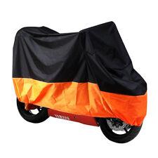 Motorrad Roller UV-Schutz Wasserdicht Abdeckplane Cover Abdeckhaube XXXL
