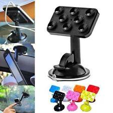 FWS SUPPORTO UNIVERSALE PER AUTO CON 8 VENTOSE TUTTI SMARTPHONE TABLET OFFERTA