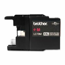 Brother International Lc79m Lc79m Magenta Ink Cartridge Forink Mfc-j6510dw/
