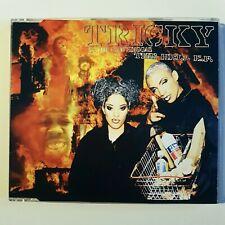 TRICKY VS GRAVEDIGGAZ : THE HELL EP ♦ CD Maxi ♦