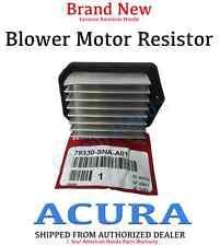 🔥  Genuine OEM Acura RDX TSX Blower Motor Resistor Transistor 79330-SNA-A01  🔥