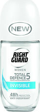 Right Guard Women Xtreme Invisible Roll on 48h 50ml