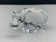 Swarovski Figurine 622940 Crystal Zodiak Hippo 2in Top Condition