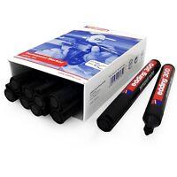 Edding 300 Permanent Marker Pen – 1.5 – 3mm Bullet Tip – Black – Pack of 10