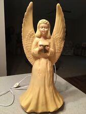 Vintage Plastic Angel Singing Choir Angel 18