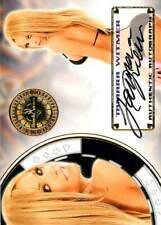 Tamara Witmer 77 2014 Bench Warmer Vegas Baby Autograph Auto