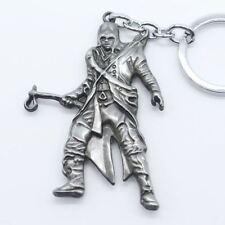 Keychain / Porte-clés - Assassins Creed Desmond Model Metal Silver