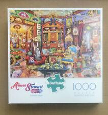 Curiosity Shop Aimee Stewart Jigsaw Puzzle 1000 piece Buffalo Games USA NEW!