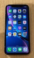 Apple iPhone XR - 128GB - Blue (Unlocked) A1984 (CDMA + GSM)