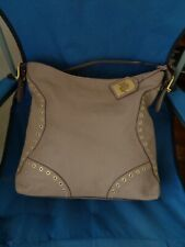 RL Ralph Lauren genuine leather hobo bag