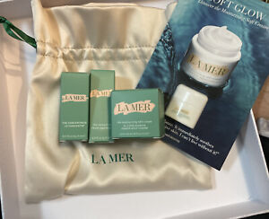 La Mer Set Moisturizing Cream, The Concentrate, The Renewal Oil