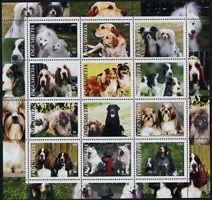 Ingushetia m/s MNH Dogs