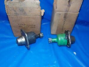 NOS Ford 1965 1966 Galaxie Upper Ball Joints Mercury Marquis Park Lane 390 428