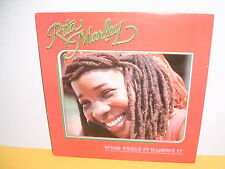 LP - RITA MARLEY - WHO FEELS IT KNOWS IT - SHANACHIE-43003