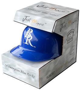 Wilmington Blue Rocks Mini-Helmet Just Minors - Old Style