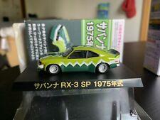 Aoshima 1/64 Mazda RX-3 SP 1975 Special Model