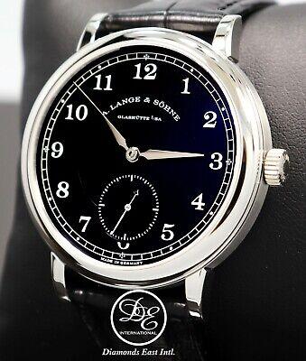 A. Lange & Söhne 1815 200th Anniversary F.A. Lange Platinum LS2362 236.049 *NEW*