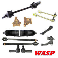 Wasp Steering Rack End For MITSUBISHI DELICA 2.5L 1986 - 1999 W/O POWER STEERING