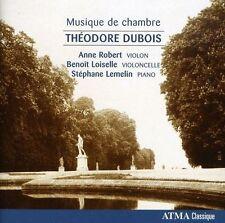 Théodore Dubois: Musique de Chambre, New Music