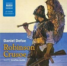 Robinson Crusoe - Daniel Defoe CD Audiobook