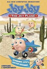 Jay Jay the Jet Plane - Learning Lifes L DVD