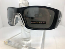 AUTHENTIC OAKELY SUNGLASSES FUEL CELL OO9096-J560 POLISHED BLACK PRIZM IRIDIUM