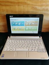 Acer Aspire One ZG5 computer laptop used working European ?