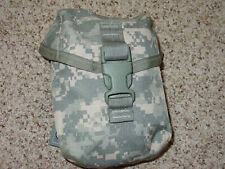 US Military ACU MOLLE IFAK Improved First Aid Kit w/ Supplies! New!