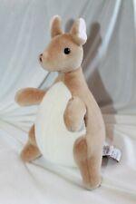 Classic Pooh Kangaroo Gund Disney Plush Rattle Stuffed Animal